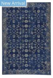Capel Taylor Keshan 6981 Dark Blue Area Rug