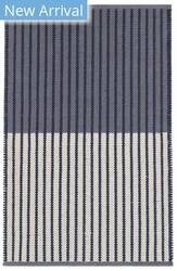 Dash And Albert Graham Woven Navy Area Rug