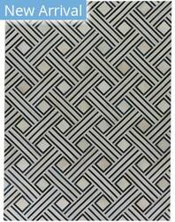 Exquisite Rugs Natural Hair on Hide Ivory - Blue Area Rug