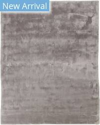 Exquisite Rugs Mohair Hand Woven Gray Area Rug
