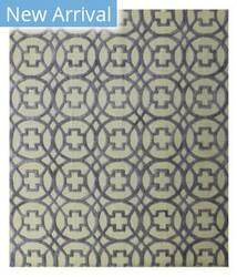 Exquisite Rugs Windsor Hand Woven Blue - Beige Area Rug