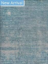Exquisite Rugs Reflections Hand Woven Teal Area Rug