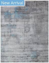 Exquisite Rugs Cassina Hand Woven Gray Area Rug
