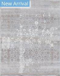 Exquisite Rugs Beverly Hand Knotted Gray Area Rug