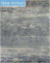 Exquisite Rugs Koda Hand Woven Light Blue Area Rug