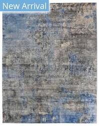 Exquisite Rugs Koda Hand Woven Blue - Gray Area Rug