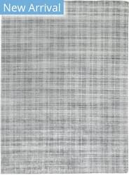 Exquisite Rugs Fairbanks Hand Woven Gray - White Area Rug