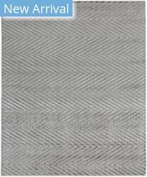 Exquisite Rugs Smooch Carved Hand Woven Aqua Area Rug