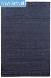 Exquisite Rugs Moreno Hand Knotted Blue Area Rug
