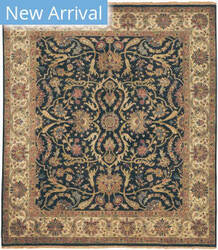 Exquisite Rugs Polonaise Hand Knotted Ivory Area Rug