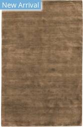 Exquisite Rugs Dove Wool Hand Woven Taupe Area Rug