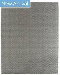 Exquisite Rugs Demani Hand Woven Gray Area Rug