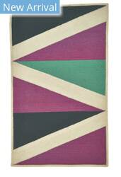 Feizy Clare 0529f Purple - Multi Area Rug