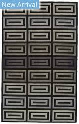 Feizy Aubrey I4802 Gray - Black Area Rug