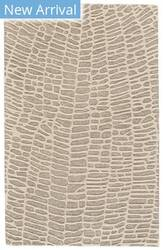 Feizy Enzo 8736f Ivory - Gray Area Rug