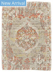 Feizy Mcclare I0569 Sage - Green Area Rug
