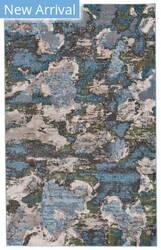 Feizy Vassar I3087 Turquoise Area Rug