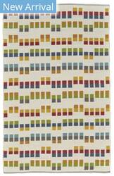 Feizy Bashia I0544 Yellow - Multi Area Rug