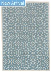 Feizy Burley I3261 Cotton - Aqua Area Rug