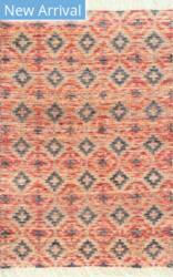Nuloom Trishelle Hand Woven Orange Area Rug