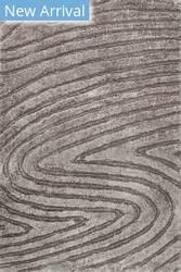 Nuloom Isabel Handmade Grey Brown Area Rug