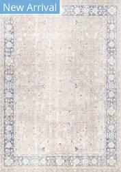 Nuloom Karla Vintage Light Blue Area Rug