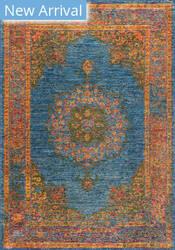Nuloom Cecilia Vintage Blue Area Rug