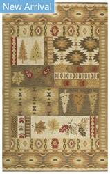 Rizzy Northwoods Nwd105 Brown Area Rug