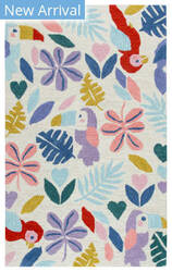 Rizzy Play Day Pd696b Ivory Area Rug