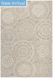 Safavieh Abstract Abt205b Ivory - Grey Area Rug