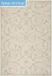 Safavieh Abstract Abt527c Light Grey - Ivory Area Rug