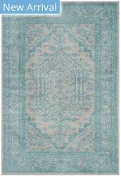 Safavieh Adirondack Adr108l Light Grey - Teal Area Rug