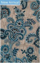 Safavieh Allure Alr310b Grey - Blue Area Rug