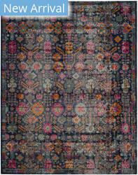 Safavieh Artisan Atn336j Blue - Multi Area Rug
