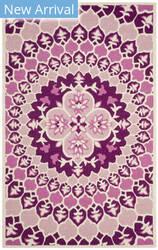 Safavieh Bellagio Blg610a Pink - Ivory Area Rug