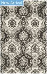 Safavieh Blossom Blm601h Charcoal - Ivory Area Rug