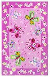 828 Accents CCL77 Pink Area Rug