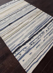 Addison And Banks Hand Hooked Abr0240 Classic Gray Area Rug