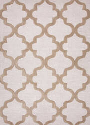 Addison And Banks Hand Tufted Abr0274 White/Lead Gray Area Rug