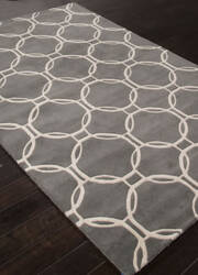 Addison And Banks Hand Tufted Abr1182 Charcoal Area Rug