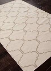 Addison And Banks Flat Weave Abr0706 Bone - Oak Area Rug