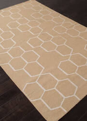Addison And Banks Flat Weave Abr1231 Camel Area Rug