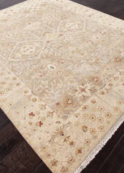 Addison And Banks Hand Knotted Abr1333 Oatmeal Area Rug