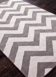 Addison And Banks Hand Tufted Abr0705 Medium Gray Outlet Area Rug