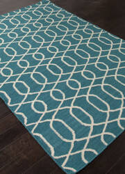 Addison And Banks Flat Weave Abr1473 Deep Lake Area Rug