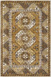 Surya Arabia Joelle Gold - Charcoal Area Rug