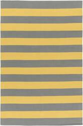 Surya City Park Lauren Grey - Yellow Area Rug