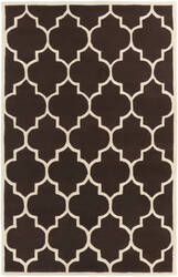 Surya Transit Piper Brown/White Area Rug
