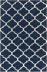 Surya Holden Finley Navy - Ivory Area Rug