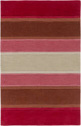 Surya Holden Olive Cherry Multi Area Rug